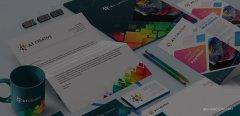 طراحی ست اداری و هویت بصری