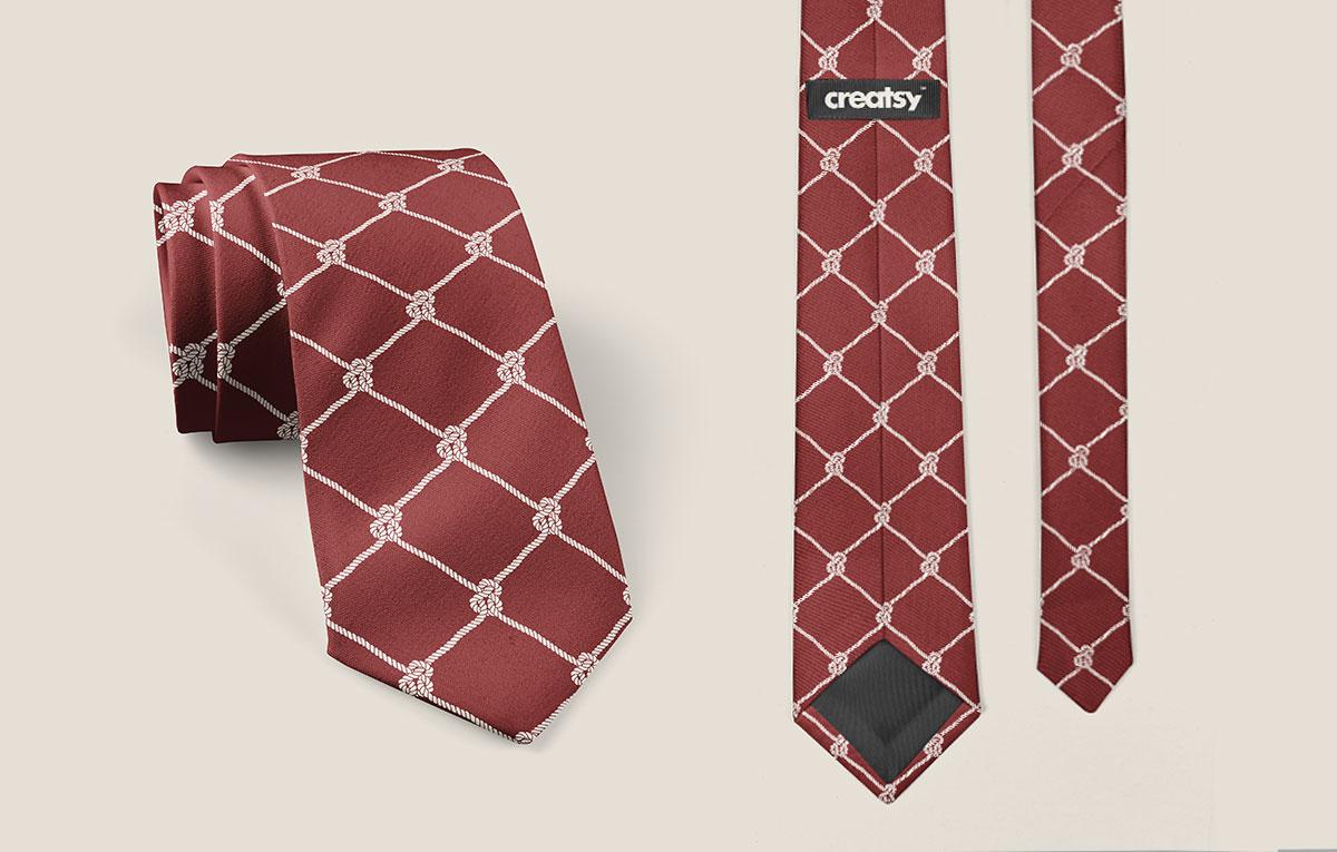 ماکاپ کراوات Tie