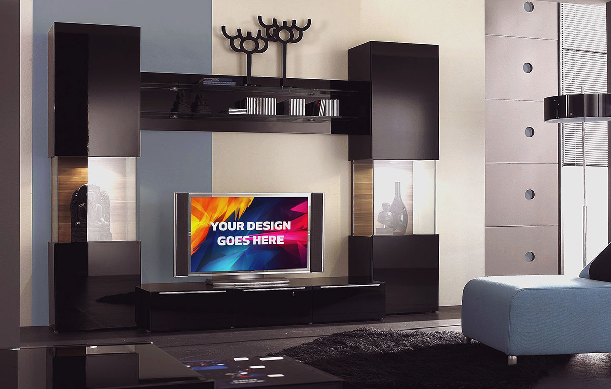 ماکاپ تلویزیون Tvdec