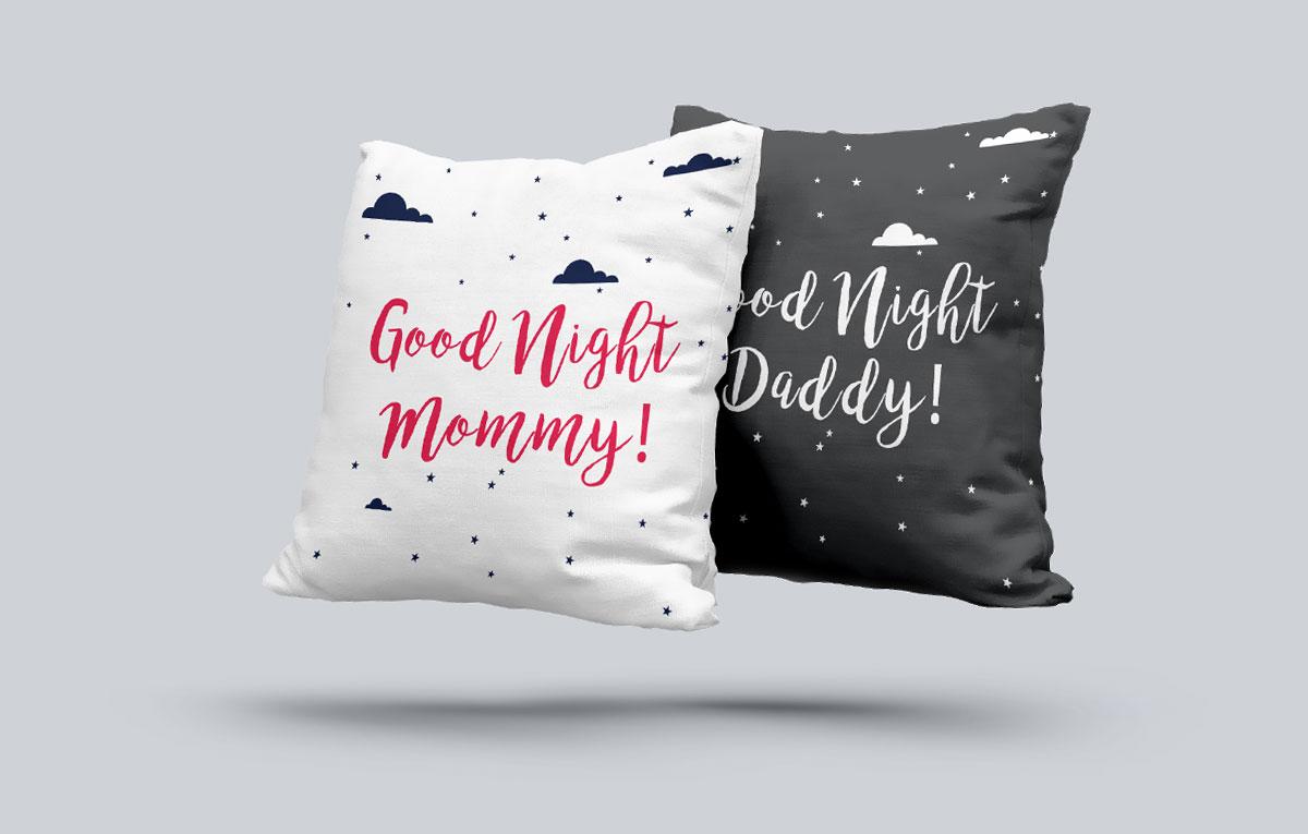 ماکاپ لوازم خواب Pillows