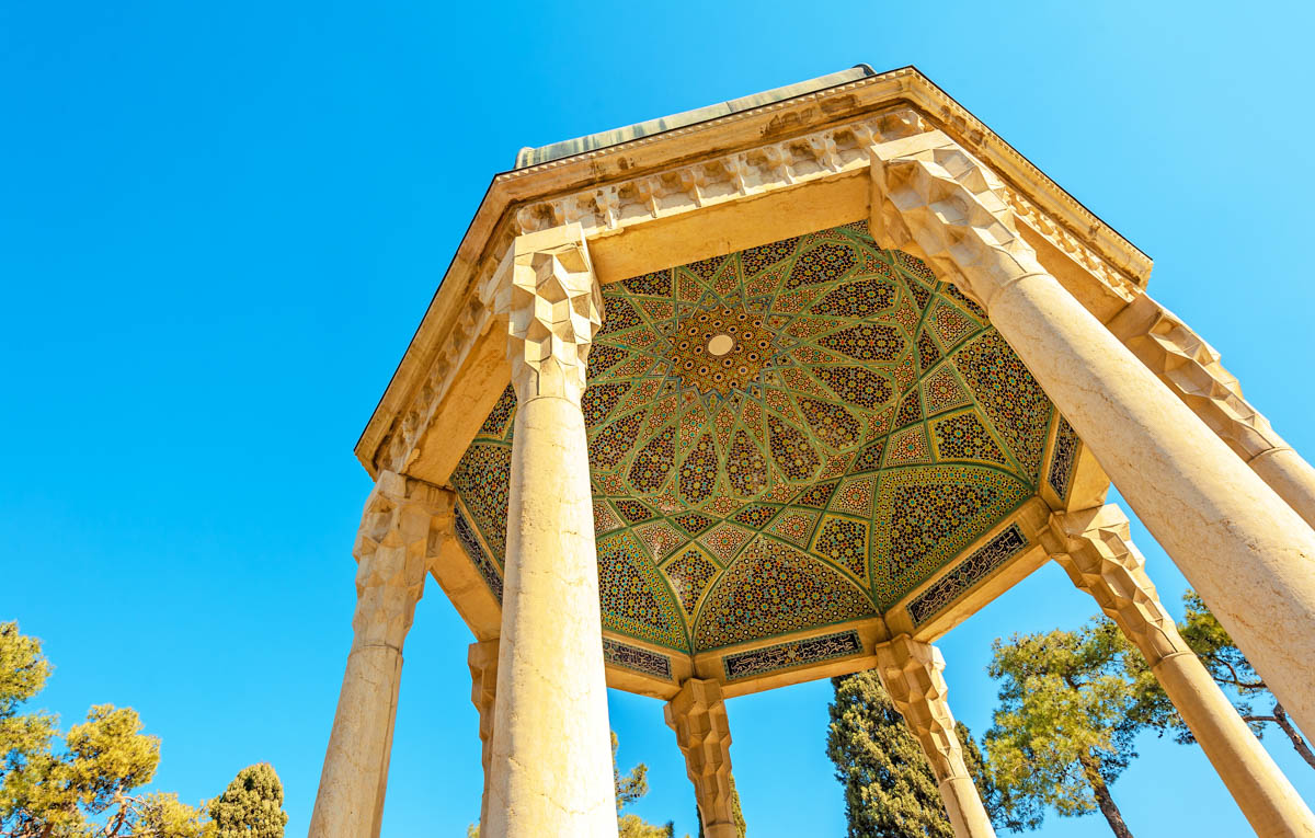 تصاویر آرشیوی بناهای تاریخی ایران