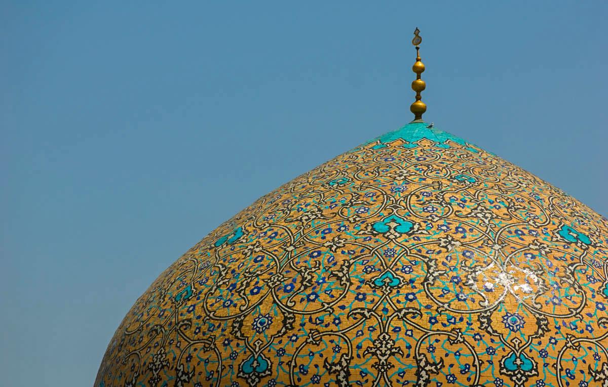 تصاویر آرشیوی بناهای تاریخی اصفهان
