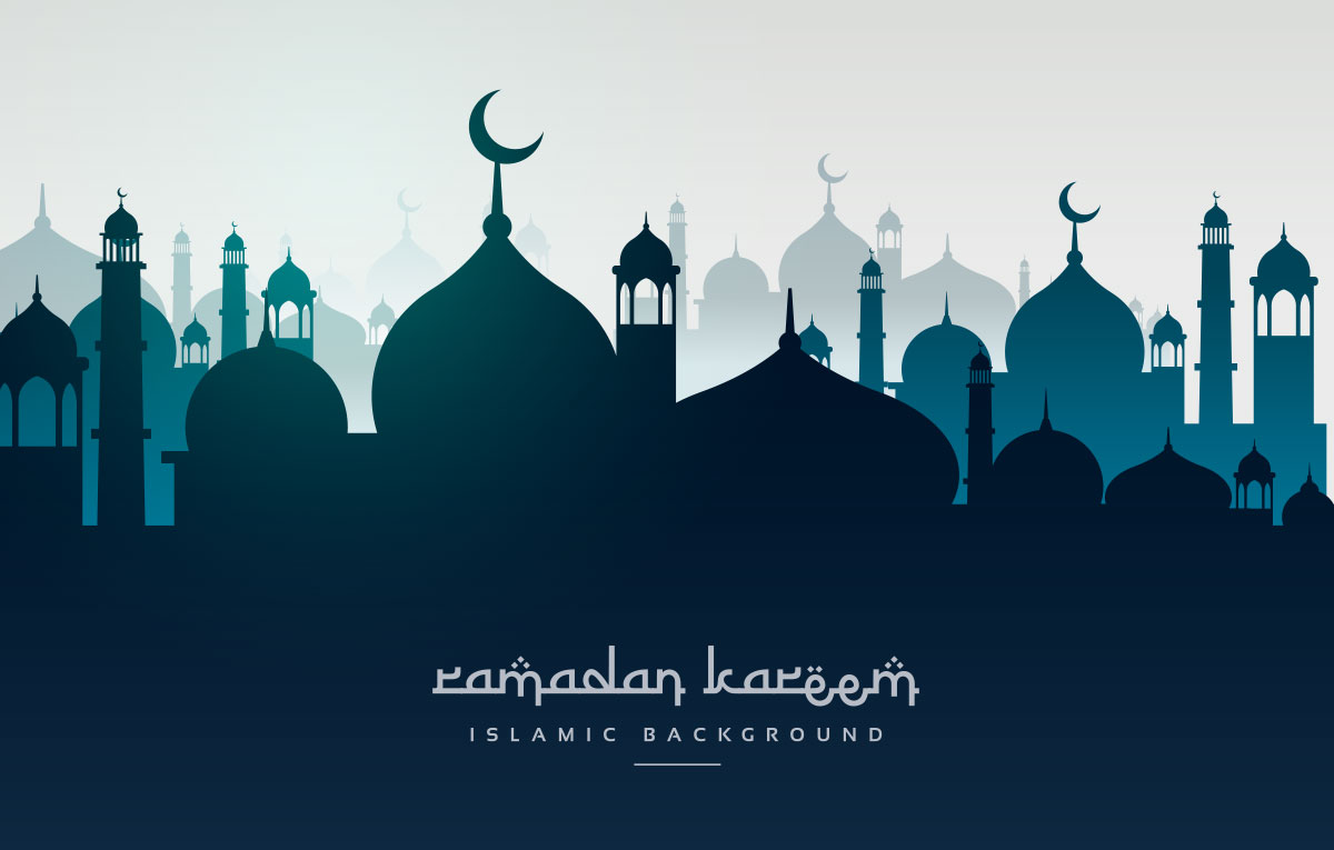 قالب آماده تبریک اعیاد اسلامی - رایگان