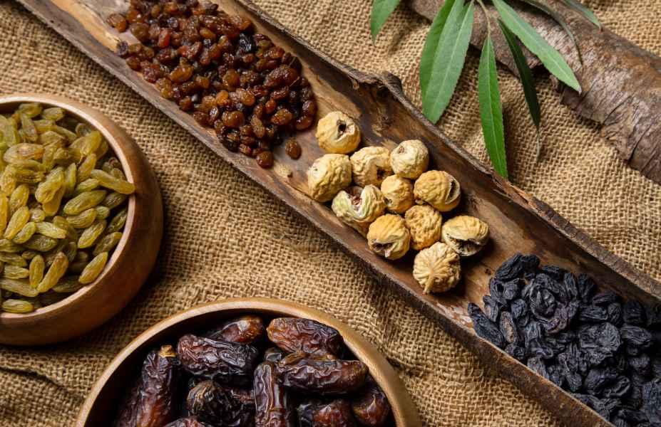 عکاسی محصولات غذایی | خشکبار