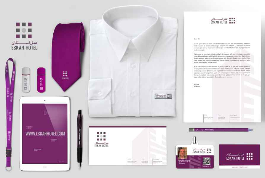 Branding   Identity Design   Unique Unifrom