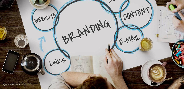 تفاوت برندینگ با بازاریابی و فروش