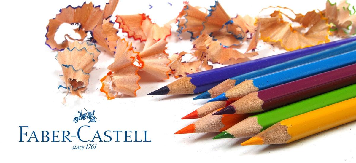 مدادهای رنگی برند فابر کاستل