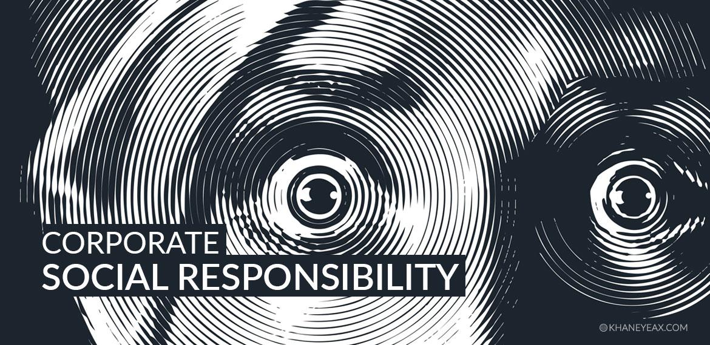 تبلیغات مسئولیت اجتماعی شرکتی یا CSR