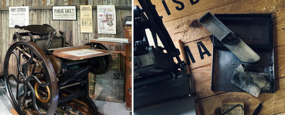 لیتوگرافی | چاپ سنگی | طرح نگاری