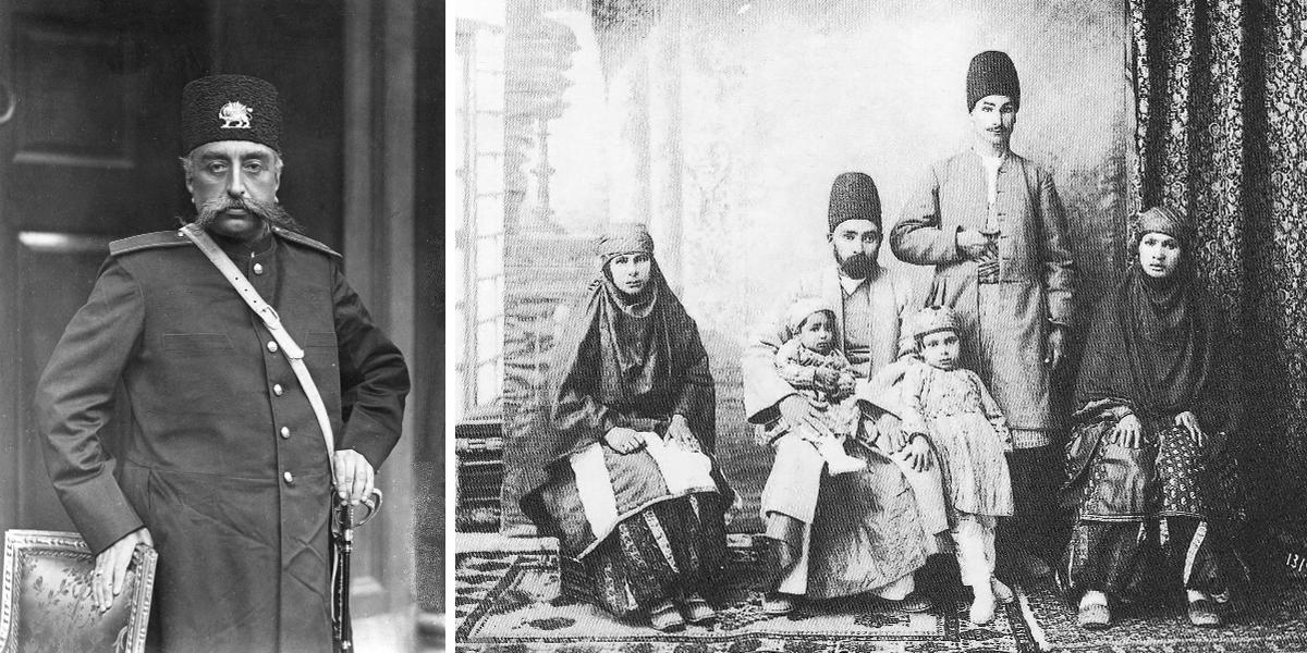عکاسی در دوره مظفرالدین شاه و انقلاب مشروطه