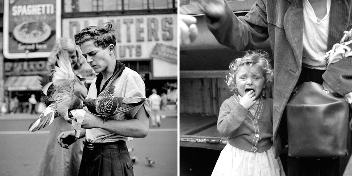 عکاسی خیابانی - ویوین دوروتی مایر (Vivian Dorothy Maier)