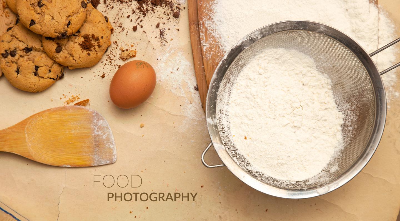 اصول عکاسی مواد غذایی | دکوپاژ | شش اصل مهم در عکاسی غذا