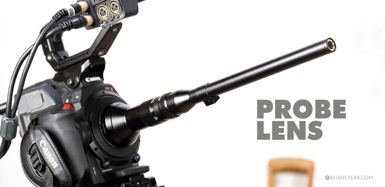 پروب لنز چیست و کاربردهای آن | Probe Lens