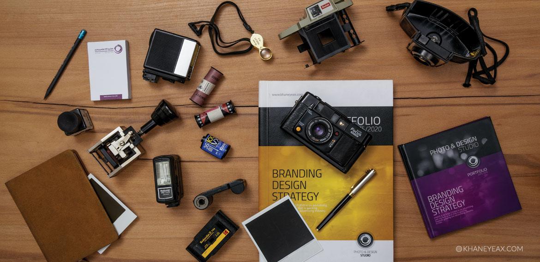 طراحی لوگو ، آرم | هویت بصری