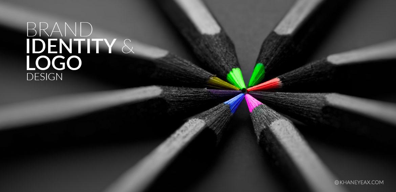 طراحی لوگو منوگرام - تایپوگرافی